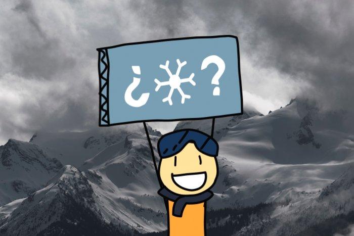 noticia ski ¿Va a nevar?