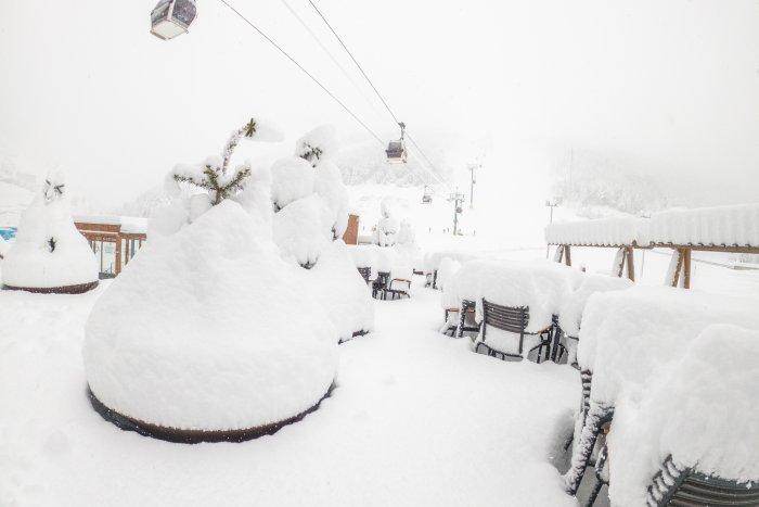 noticia ski Las últimas nevadas dejan hasta 70 centímetros de  nieve fresca en Grandvalira