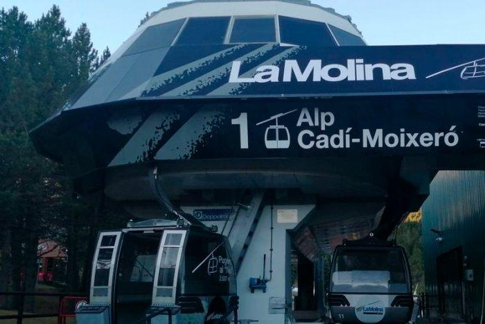 noticia ski La Molina abre un nuevo telecabina