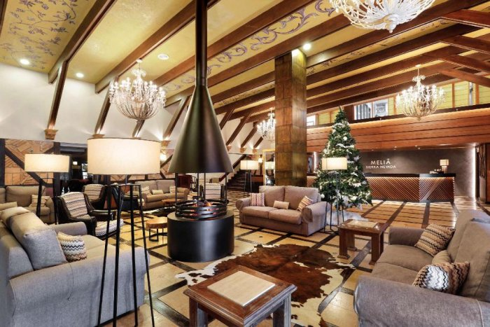 noticia ski Esquiades Selection presenta: Meliá Sierra Nevada 4*
