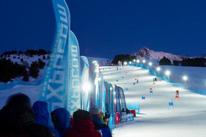 noticia ski La Era Nocturna volverá a iluminar la pista Stadium de Baqueira Beret