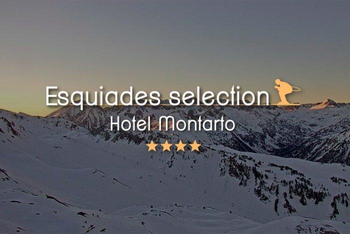 noticia ski Esquiades Selection presenta: Hotel Montarto 4*