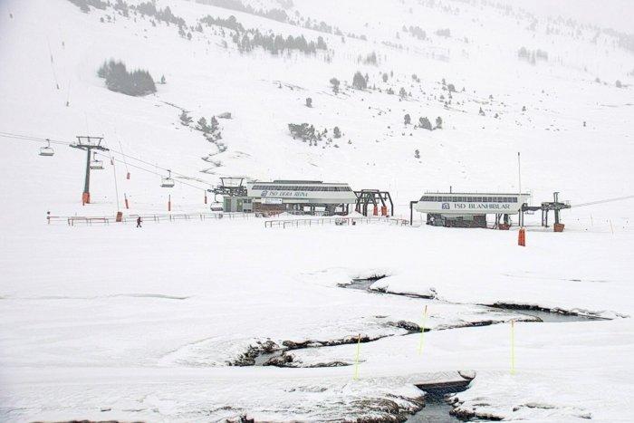 noticia ski Llega la esperada gran nevada