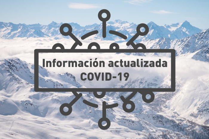 noticia ski COVID-19, información y contacto