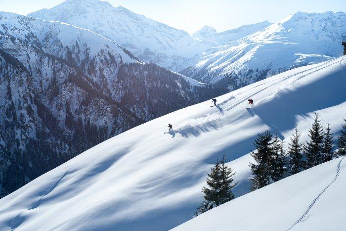 noticia ski Presentamos nuestra infografía sobre la temporada de esquí 2019-20