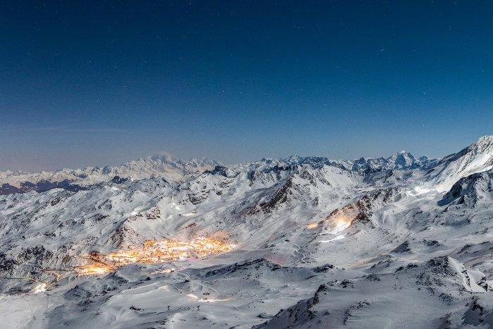 noticia ski Visita los Alpes Franceses