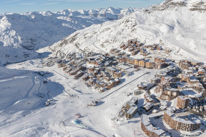 noticia ski Tour Virtual por los Alpes Franceses. Primera Parada: Val Thorens