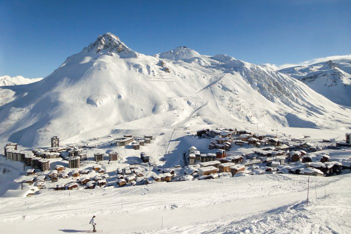 noticia ski Tour Virtual por los Alpes Franceses. Segunda Parada: Tignes