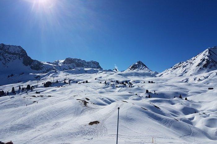 noticia ski Tercera Parada: La Plagne