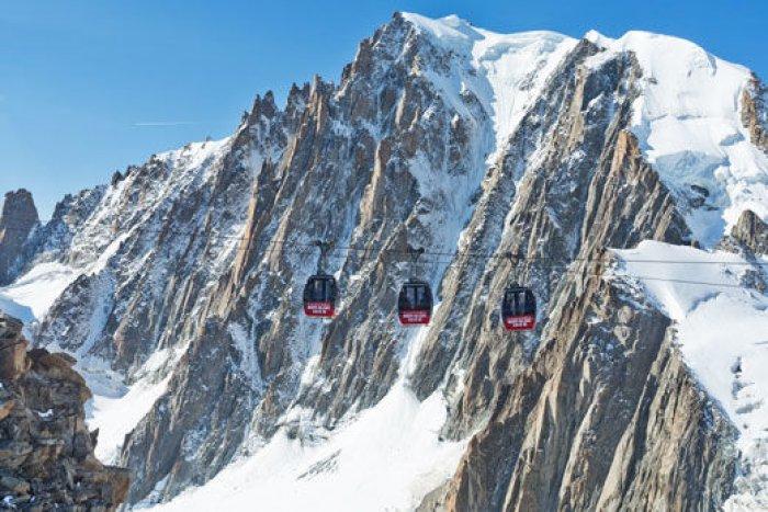 noticia ski Tour por los Alpes Franceses: Chamonix.