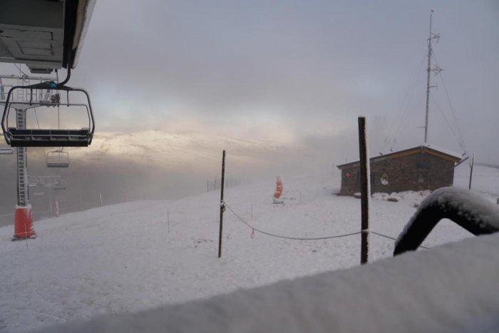 noticia ski Agosto se despide con nevadas de más de 5 cm en los Pirineos y en los Alpes