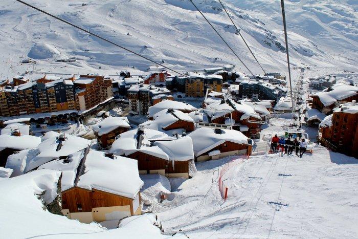 noticia ski Esquí Fin de Semana y estancias cortas en los Alpes Franceses
