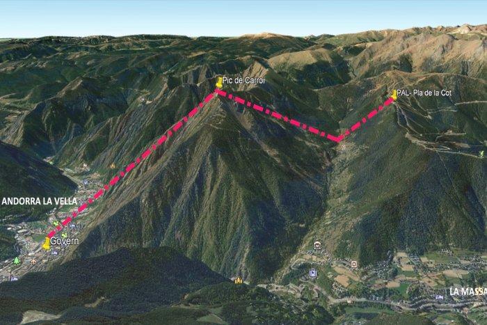 noticia ski La segunda fase del teleférico de Carroi acercaría Andorra la Vella a 12 minutos de Pal-Arinsal