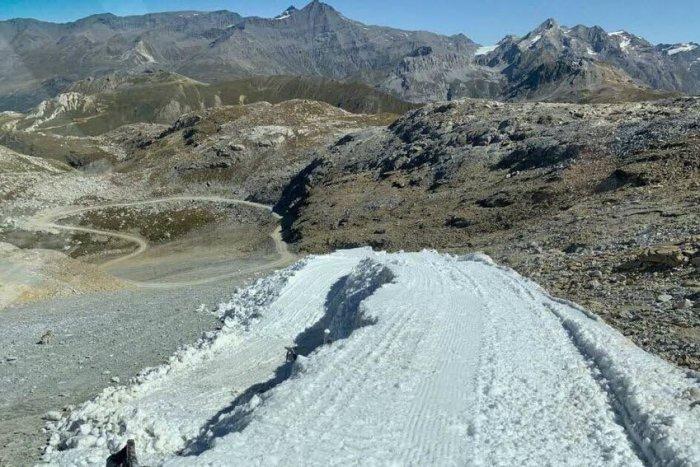 noticia ski Tignes prepara esta pista de esquí para abrir el día 30 de septiembre