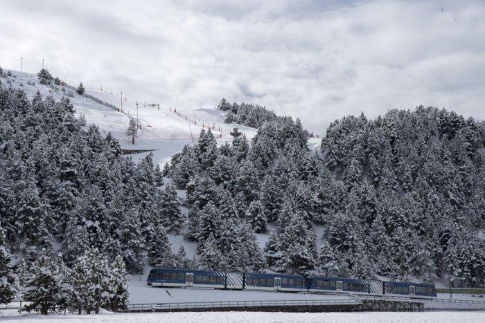 noticia ski Protocolo Covid en las estaciones de FGC
