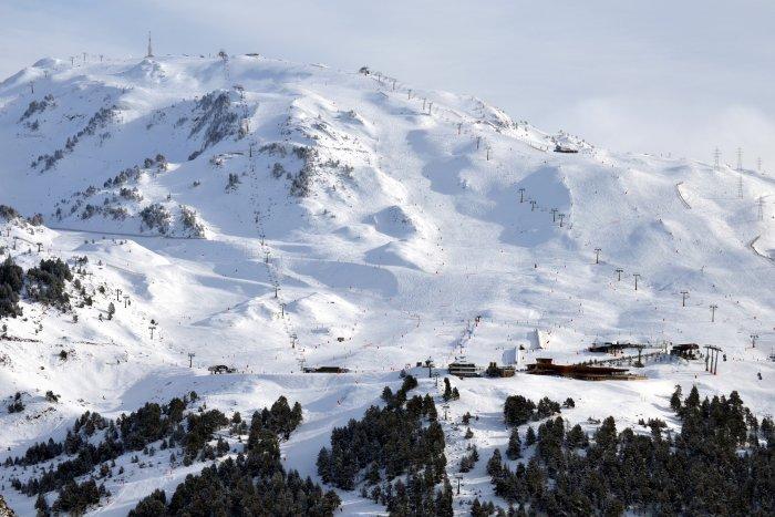 noticia ski Digitalización y mejoras en la producción de nieve, principales novedades de Baqueira Beret