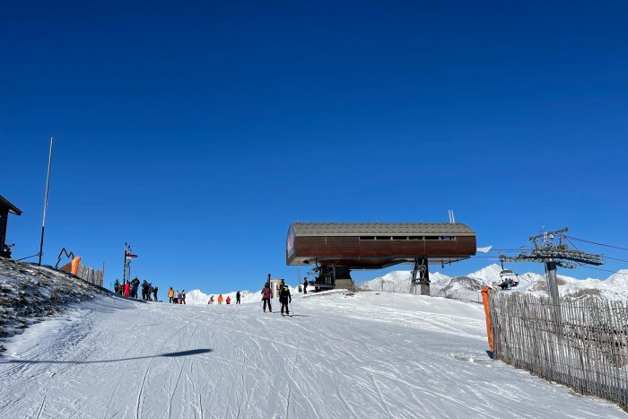 noticia ski Vallnord - Pal Arinsal despide el primer fin de semana de apertura logrando el aforo máximo recibiendo únicamente el público local
