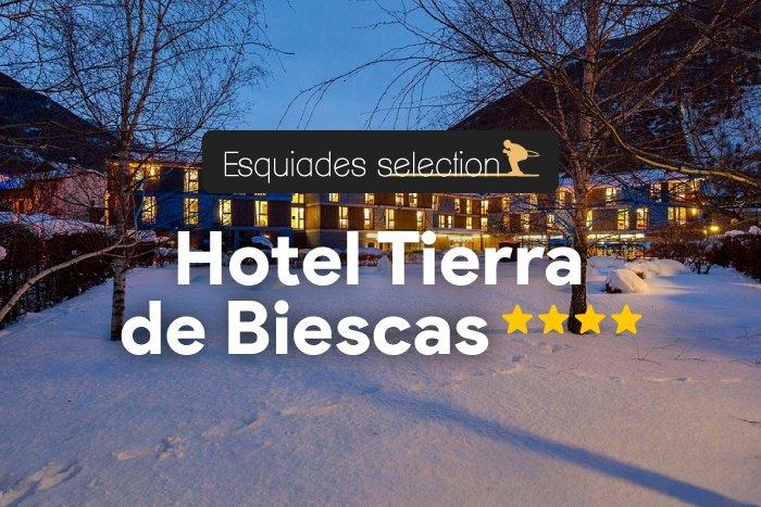 noticia ski Esquiades Selection presenta: Hotel Tierra de Biescas 4*