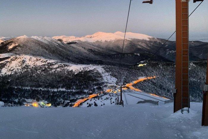 noticia ski Valdesquí y Puerto de Navacerrada abren tras el temporal con aforo completo