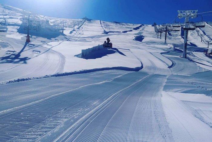 noticia ski REPORTEROS DE NIEVE 3.0 ➡️ Te enseñamos cómo está Valdesquí