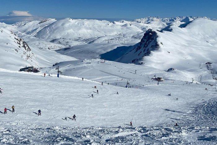noticia ski Reporteros de Nieve 3.0 ➜ Así de buenas son las condiciones de nieve en San Isidro