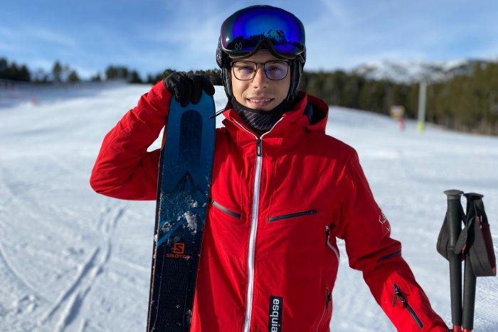 noticia ski Entrevistamos a Albert Martinez, nuestro Experto de nieve en Andorra