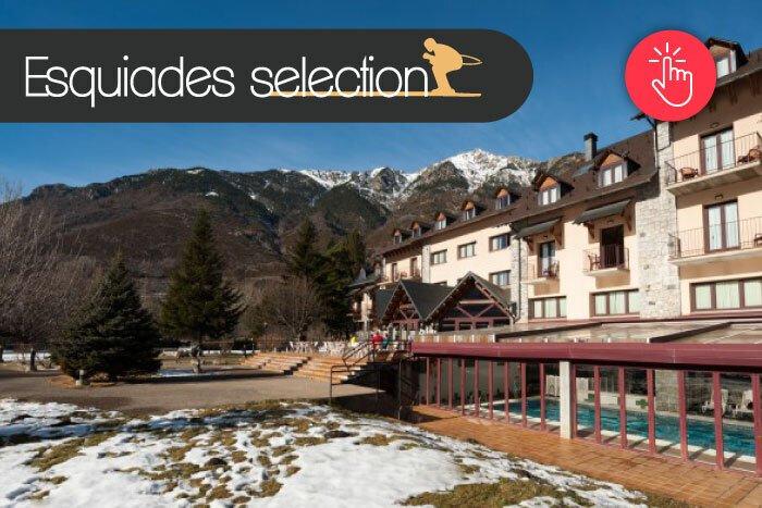 noticia ski Esquiades Selection presenta: SOMMOS Hotel Benasque Spa 3*