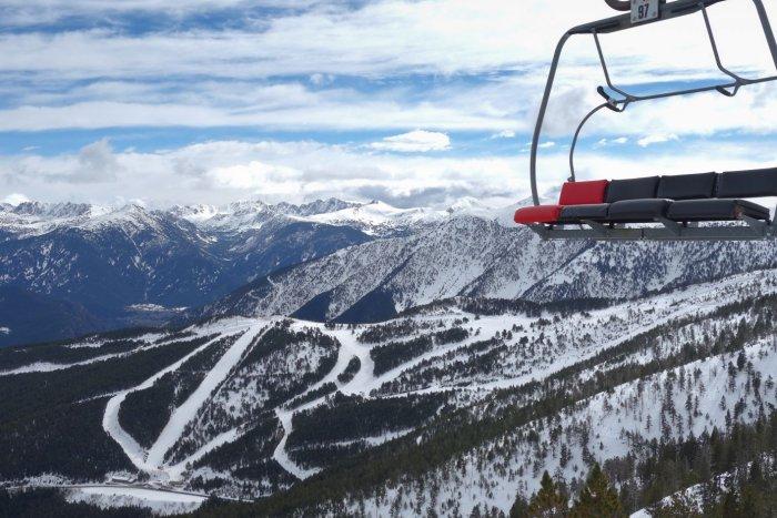 noticia ski REPORTEROS DE NIEVE 3.0 ➡️ Te enseñamos Vallnord Pal-Arinsal