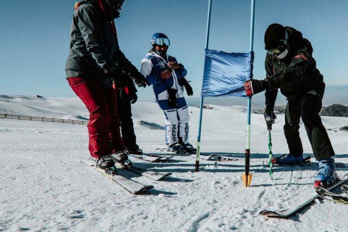 noticia ski Ya se podrá ir a esquiar a Sierra Nevada desde cualquier municipio andaluz