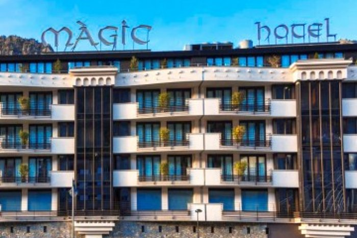 noticia ski Esquiades Selection presenta: Hotel Magic Andorra 4*
