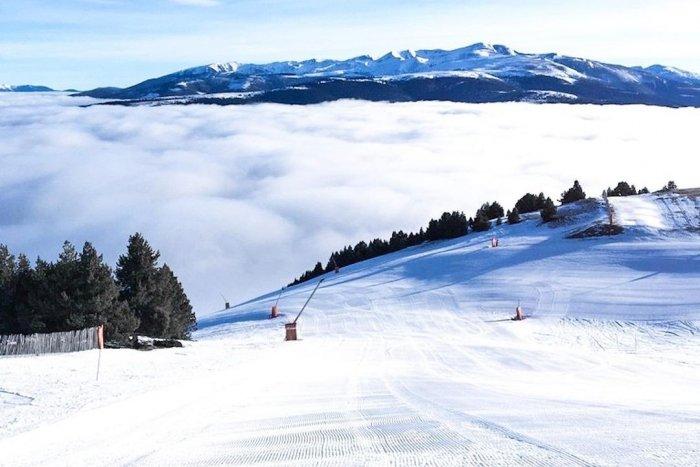 noticia ski Alp 2500 ofrecerá la mayor oferta esquiable de la península en Semana Santa