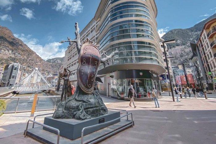 noticia ski Buenas noticias ¡Se puede viajar AHORA a Andorra a pesar de los confinamientos!