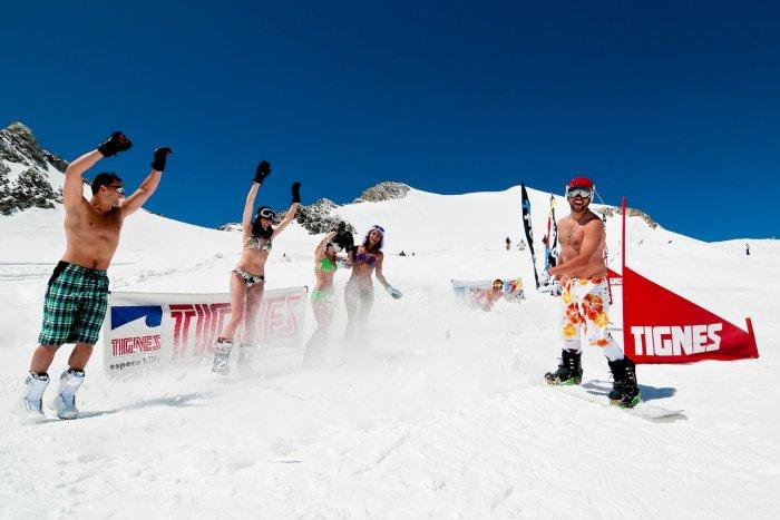 noticia ski Los glaciares de Francia anuncian fecha para su temporada de esquí de verano