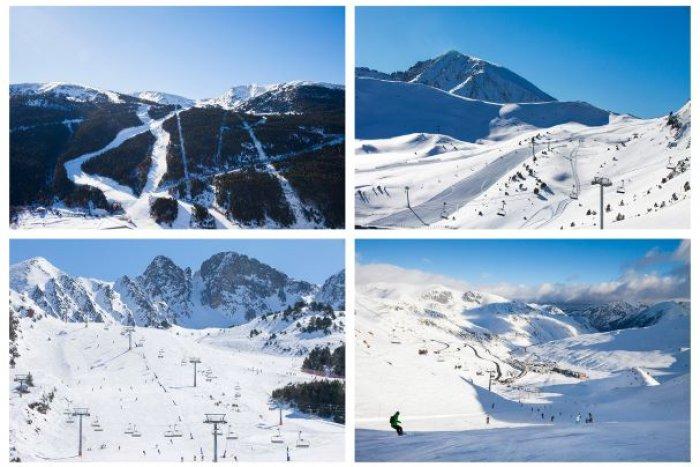 noticia ski Grandvalira sube un puesto en el ránking mundial de estaciones con más esquiadores