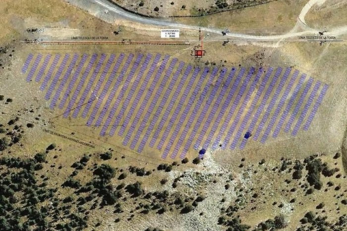 noticia ski Pal Arinsal construirá un gran parque solar.