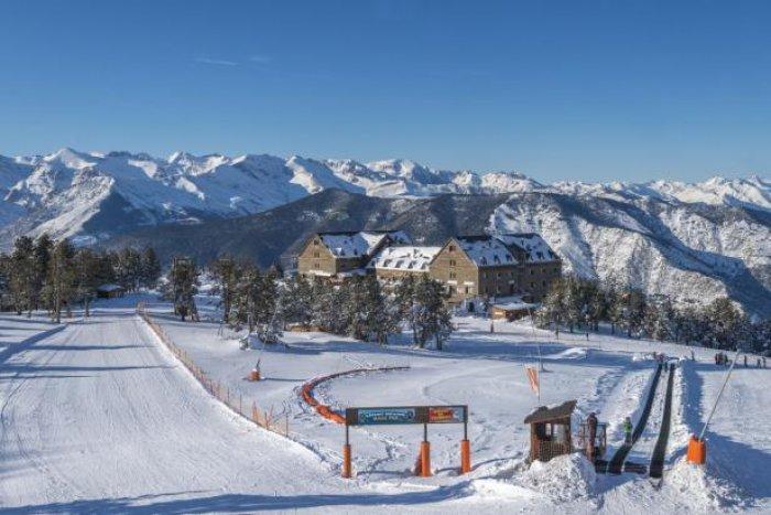 noticia ski Nuevo aparcamiento en la estación de esquí de PortAiné