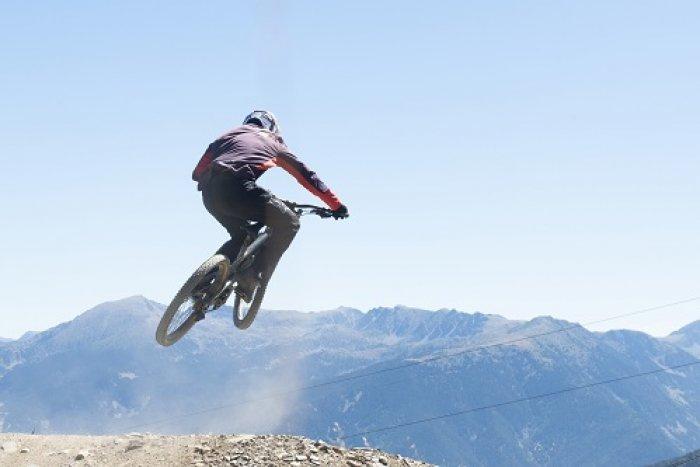 noticia ski Vallnord – Pal Arinsal abrirá este viernes el Bike Park i Mountain Park