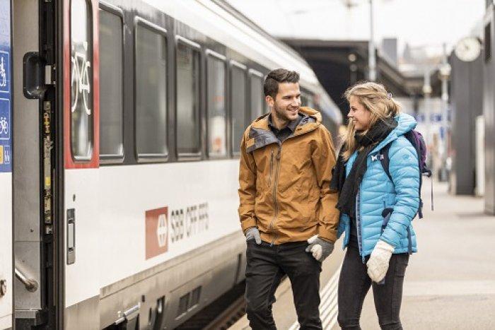 noticia ski Las mejores estaciones de esquí en Suiza para visitar en tren o en coche