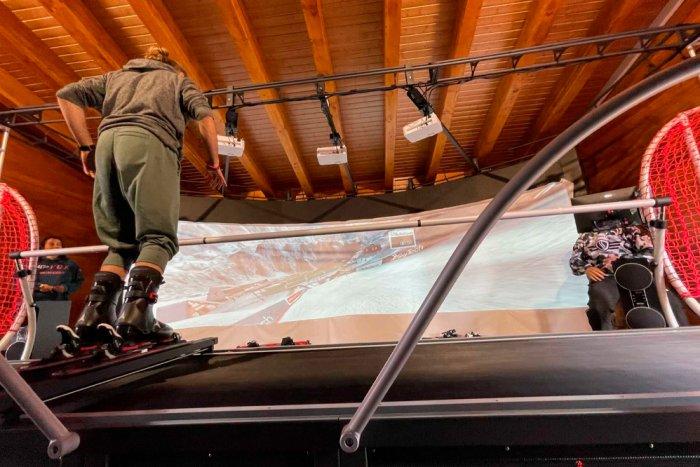 noticia ski Esquiades.com y Vallnord-Pal Arinsal inauguran el simulador de esquí más innovador del mundo