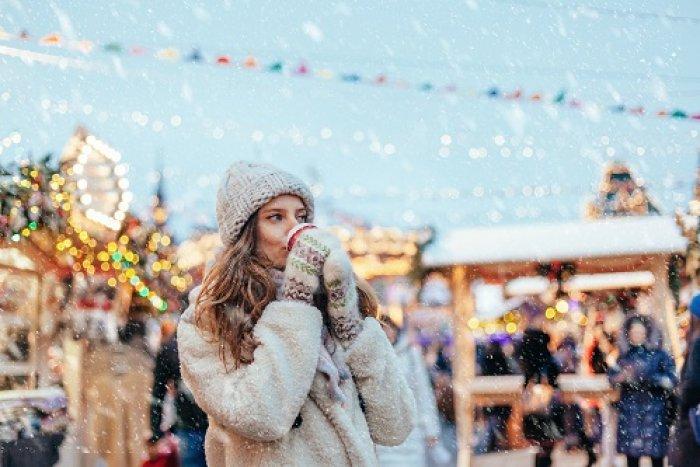 noticia ski Mercados de Navidad cerca de las estaciones de esquí.