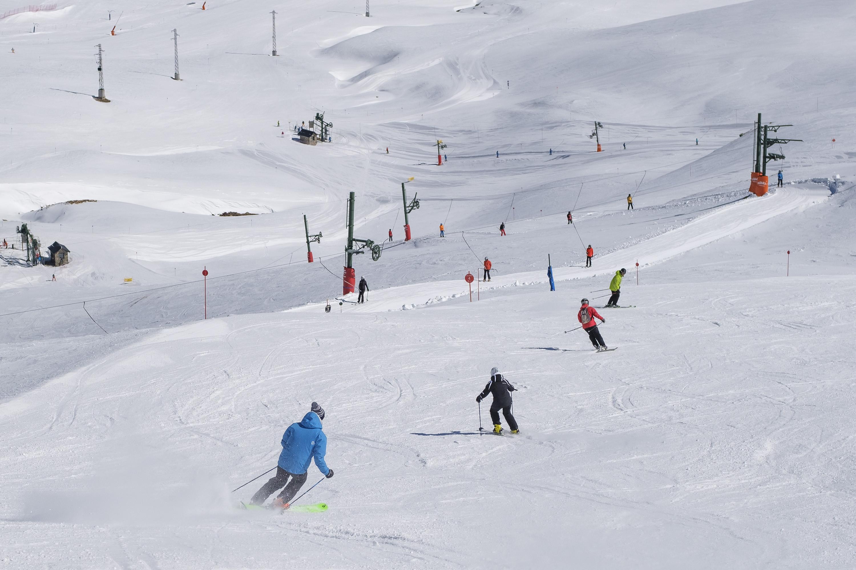 noticia ski Plan para este fin semana: esquí, sol, competiciones y música en Aramón