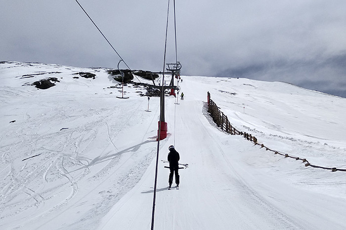 noticia ski Esquiades.com Sierra Nevada Ski Trip