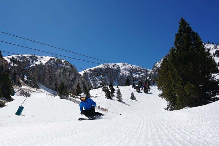 noticia ski Aún puedes esquiar en los Pirineos: Masella abrirá hasta el 1 de mayo