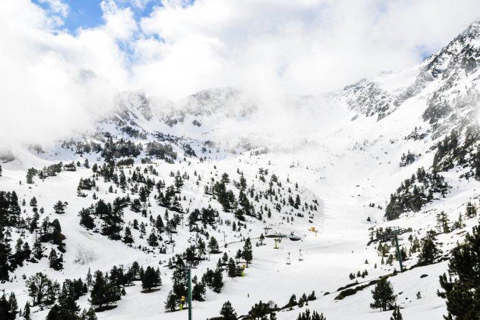 noticia ski Ordino Arcalís abre de nuevo para entrenamientos de esquí de la FAE