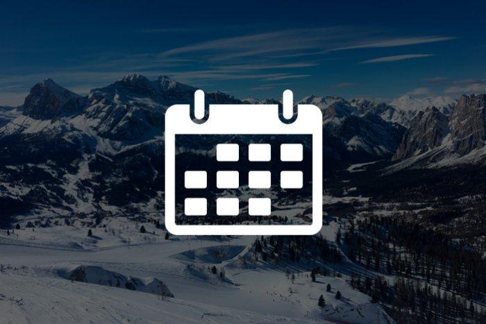 noticia ski Fechas de apertura de las estaciones de esquí para la temporada 2019-2020