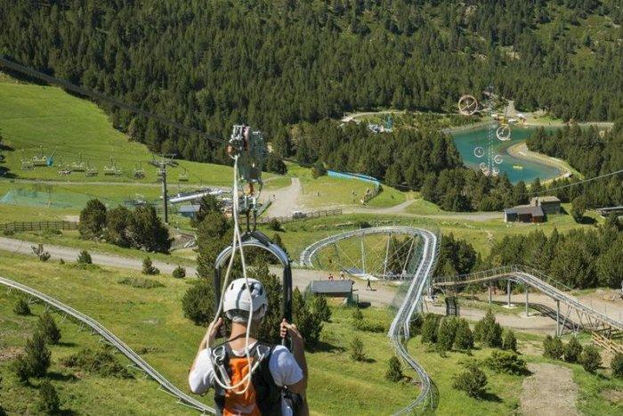 noticia ski Grandvalira consigue batir récords también en verano