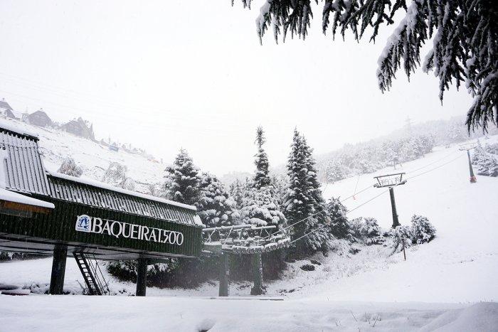 noticia ski La previsión de fuertes nevadas en Baqueira Beret activa la temporada 2019-2020