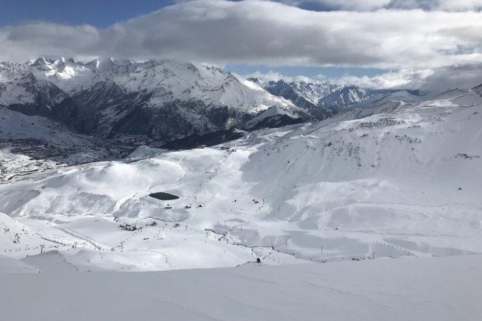 noticia ski ¡Aramón Formigal-Panticosa adelanta su apertura y abre este sábado 16!