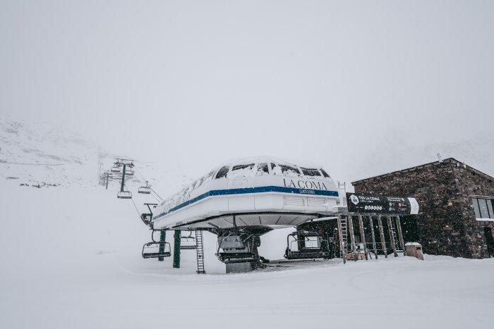 noticia ski OrdinoArcalísconfirmael inicio de la temporada paraelsábado 16 de noviembre
