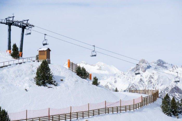 noticia ski Cerler y Panticosa adelantan la temporada de esquí y abren este sábado 23